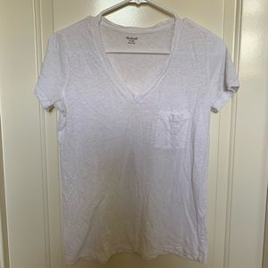Madewell classic pocket t